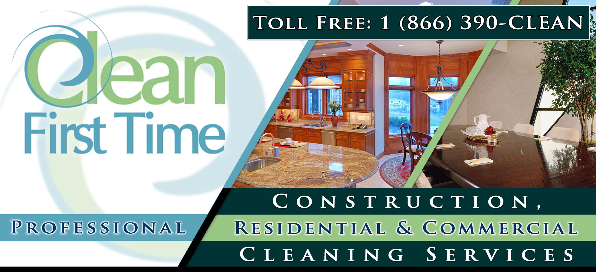 Residential and Commercial Construction Cleaning